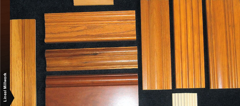 Lineal Millwork